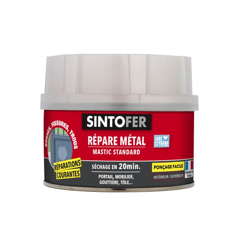 Repare metal standard boite sinto
