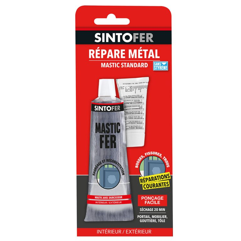 Repare metal standard blister sinto