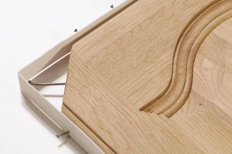 R parer une porte en bois etape 01 sinto - Reparer une porte d entree en bois ...