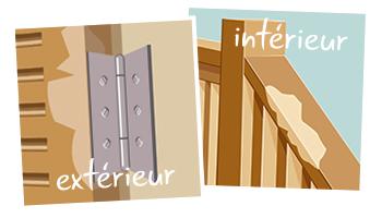 sinto bois interieur exterieur sinto. Black Bedroom Furniture Sets. Home Design Ideas