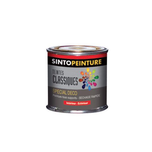 Teintes classiques mini boites-100ml- Sinto Peinture