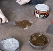 Réparer un sol en béton-SintoPierre