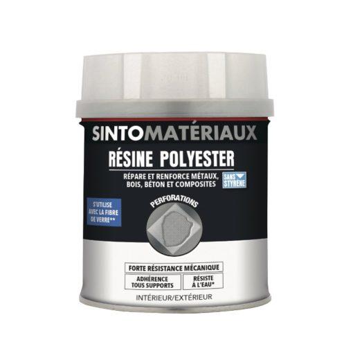 Résine Polyester - Sinto Matériaux
